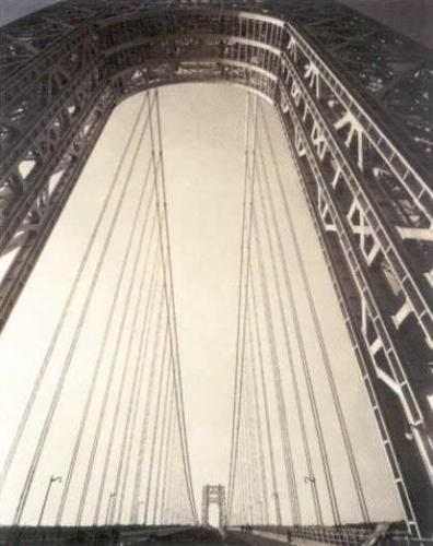 George Washington Bridge, 1931 by Edward J Steichen