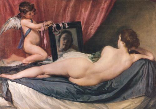 The Toilet of Venus ('The Rokeby Venus') by Diego Rodriguez de Silva Velazquez