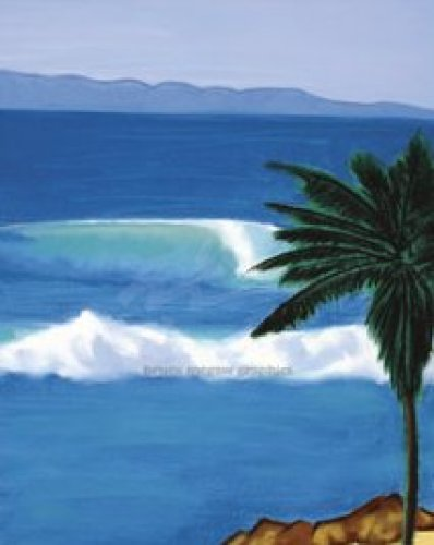 Tropical Breeze by Philip DeAngelo