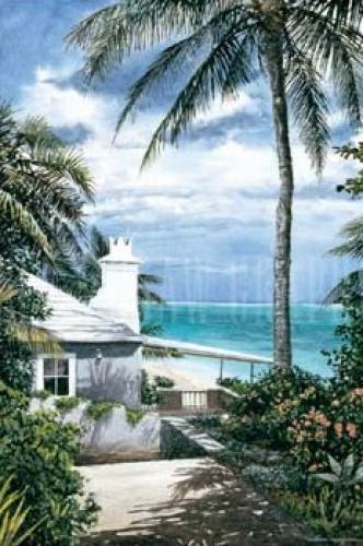Bermuda Breeze by William Mangum