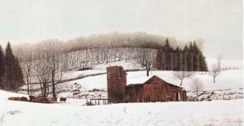 Near Boone by Bob Timberlake