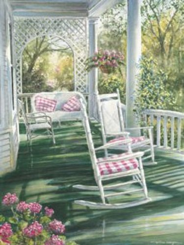 Spring Daydreams by William Mangum
