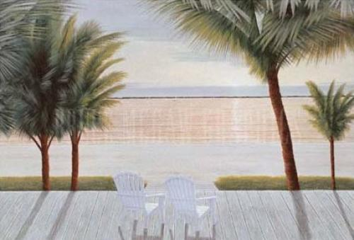 Palm Bay Dreaming by Diane Romanello