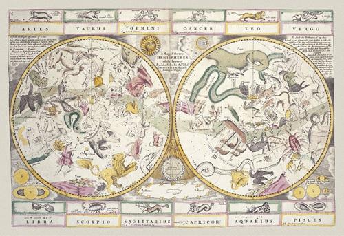 Atlas Maritimus by John Seller