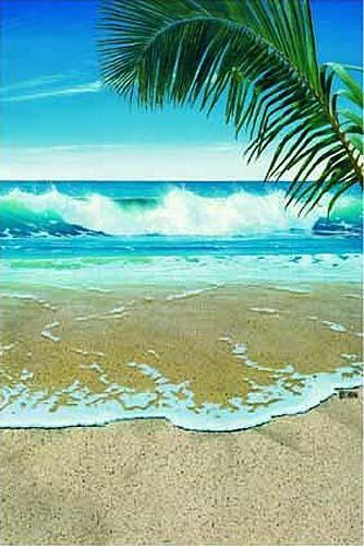 Palm Breezes II by Jacquelynn Kresman