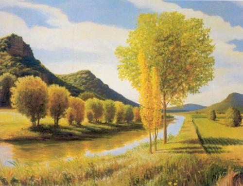 Big Sandy Valley by Stephen Henning