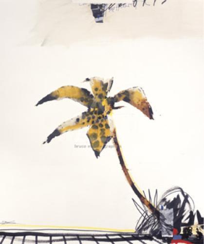 Palm Interrupted by T.L. Lange