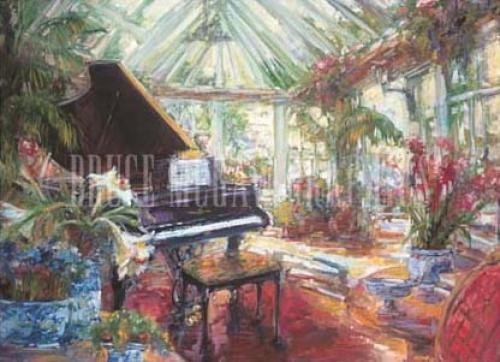 Romantic Impressionist by Stephen Charles Shortridge