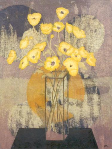 Yellow Spring by Beverly Jean