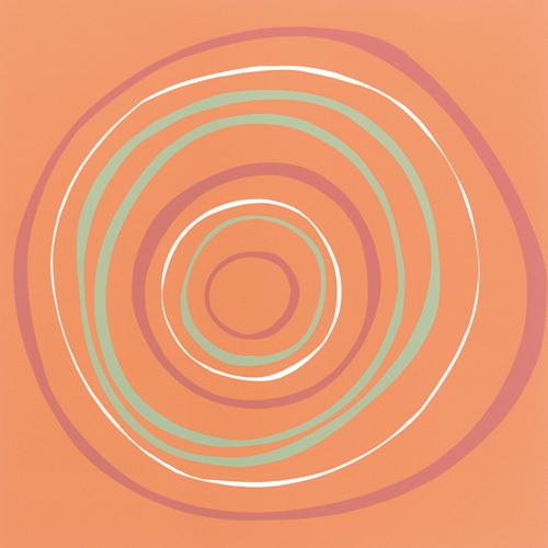 Ozone (serigraph) by Denise Duplock