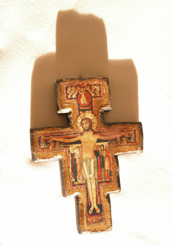 Crucifix by Rosseforp