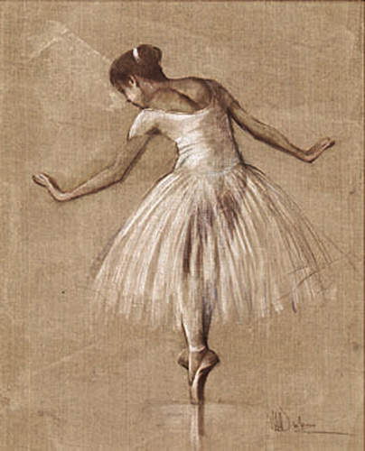 Bourees II by M. Dulon