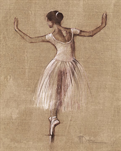 Bourees IV by M. Dulon