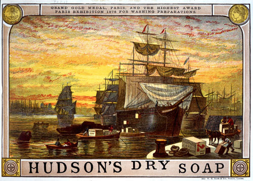 Hudson's Dry Soap by The National Archives
