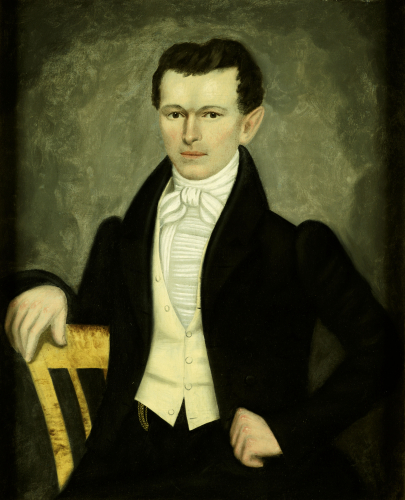 William Ely Cheney by Erastus Salisbury Field