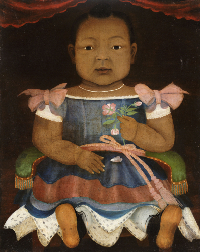 Portrait Of A Child. Prior-Hamblen School by Christie's Images