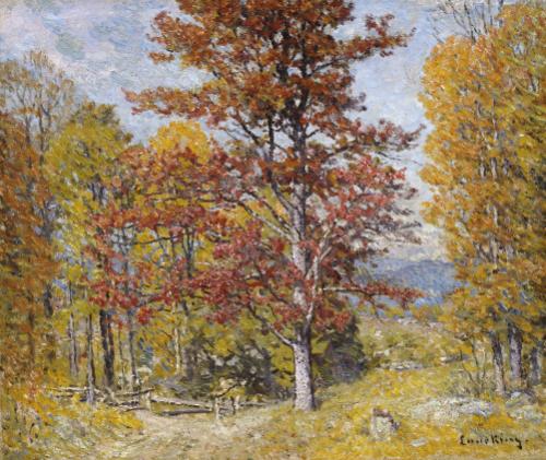 Early Autumn by John Joseph Enneking