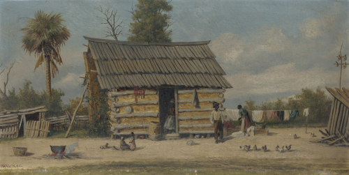 Wash Day by William Aiken Walker