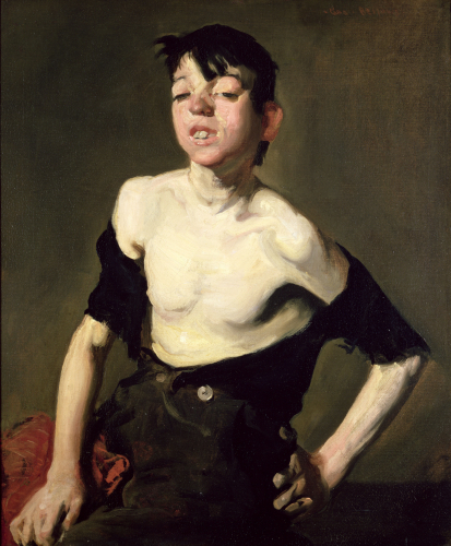 Paddy Flannigan by George Wesley Bellows