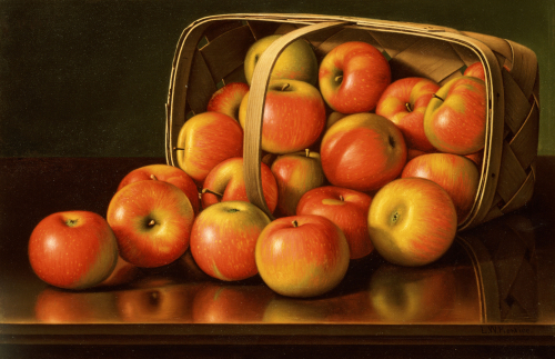 Apples by Levi Wells Prentice