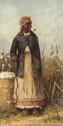 Cotton Picker by William Aiken Walker