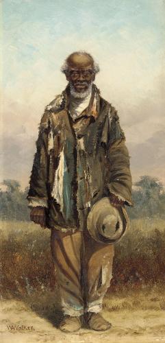 Field Hand by William Aiken Walker