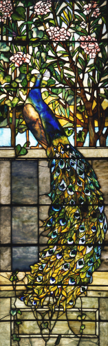 Twilight Window by Tiffany Studios