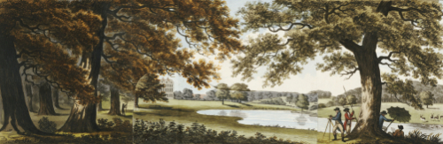 Sketches And Hints On Landscape Gardening by Humphry Repton