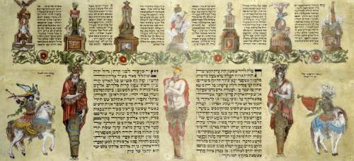 Megillah-Psalms 114, In Hebrew, 1804 by Christie's Images