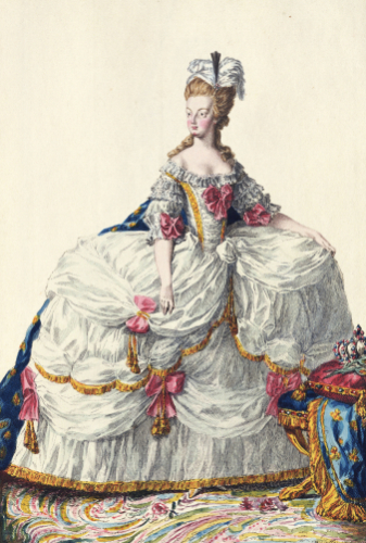 Marie Antoinette, Queen Of France And Navare, 1780 by Christie's Images