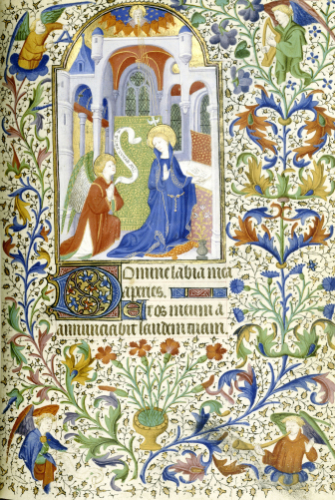 Annunciation To The Shepherds, C.1415 by Christie's Images