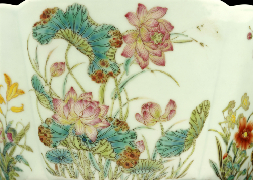 Lotus Flowers by Christie's Images