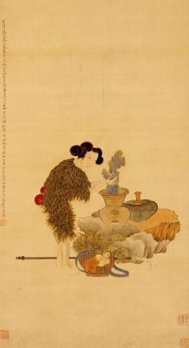 Longevity, 1821 by Gia Qi