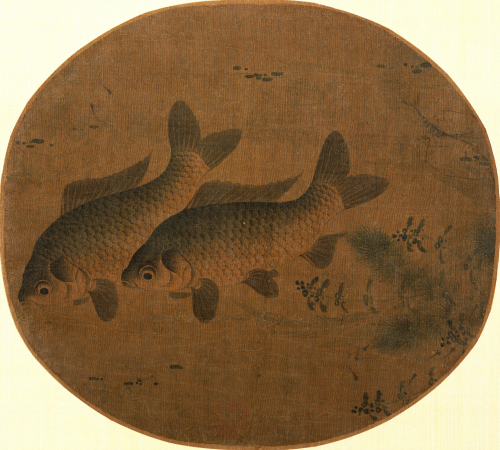 Pair Of Fish by Christie's Images