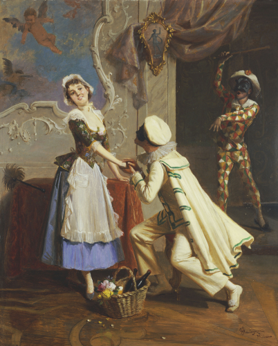 The Proposal by Giacomo Mantegazza