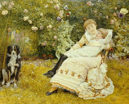 Pleasant Hours, 1881 by Edward Killingworth Johnson