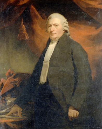 Portrait Of The Rt.Hon. Robert Blair Of Avontoun (1741-1811) by Sir Henry Raeburn