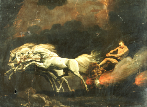 The Fall Of Phaeton by George Stubbs