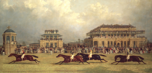 Doncaster Gold Cup Of 1838 by Christie's Images