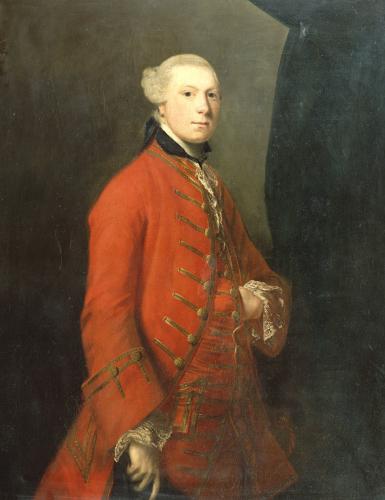 Portrait Of Robert Shafto, Called 'Bonnie Bobbie Shafto' by Sir Joshua Reynolds