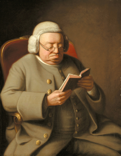 Portrait Of Isaac Brodeau, Three-Quarter-Length, Seated by George Roth