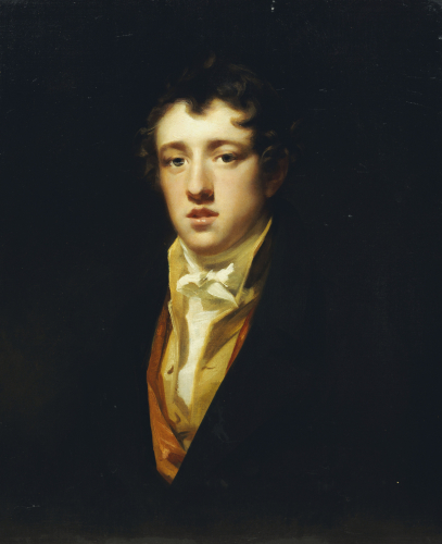 Portrait Of Sir Andrew Agnew Of Lochnaw, Seventh Baronet by Sir Henry Raeburn