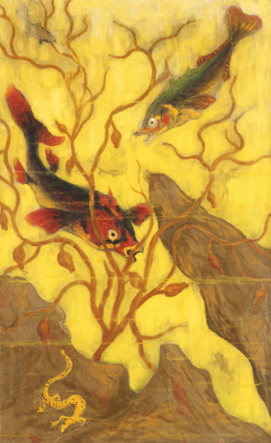 Poissons; Et Crustaces, 1902 by Paul Elie Ranson