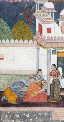 Ramakali Ragini. Bundi by Christie's Images