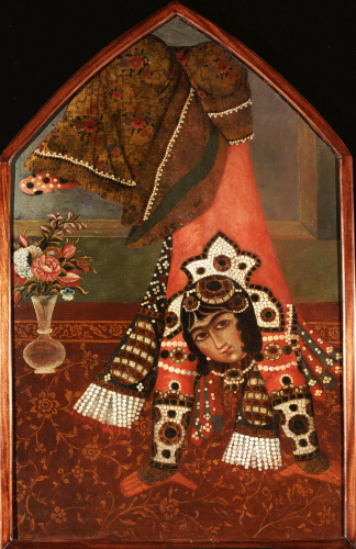 Acrobat. Qajar Persia by Christies Images