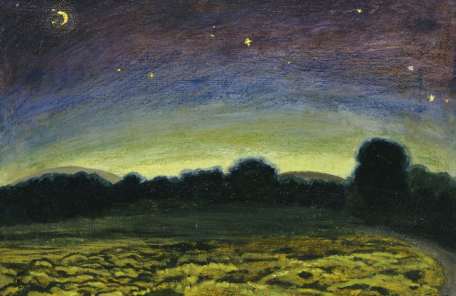 Dawn. Amanecer, C.1917 by Christie's Images