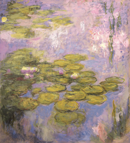 Waterlilies, 1916 by Claude Monet