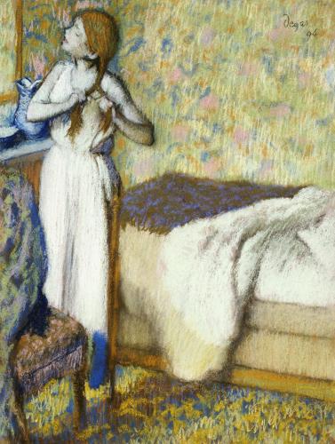 Morning Toilet, 1894 by Edgar Degas