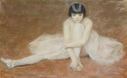 The Ballet Dancer, 1930 by Pierre Carrier-Belleuse