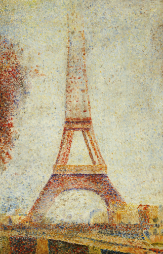 La Tour Eiffel by Charles Palmie